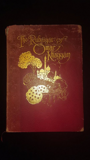 The Rubaiyat of Omar Khayyan 1928 Book